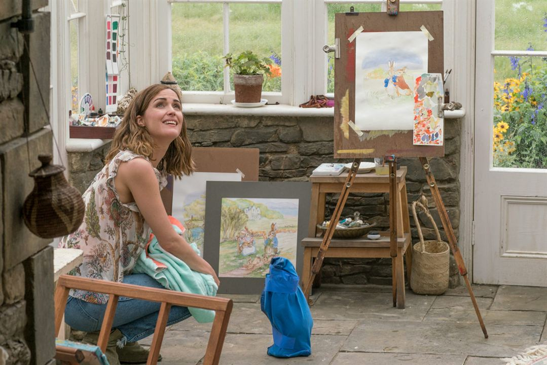 Peter Rabbit : Foto Rose Byrne