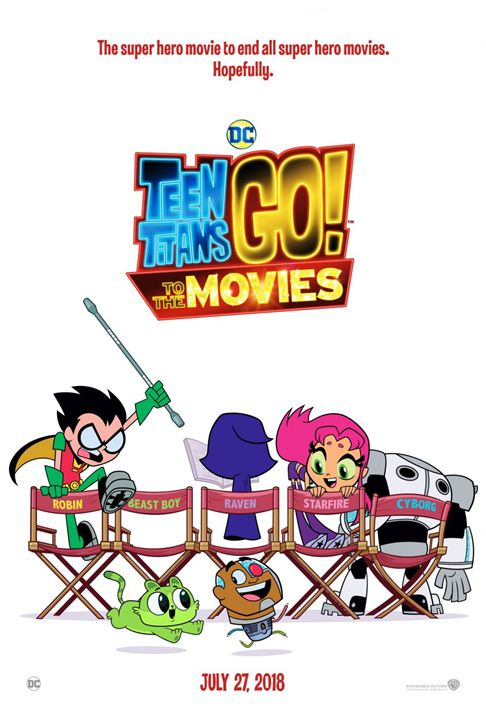 Teen Titans GO! The Movie