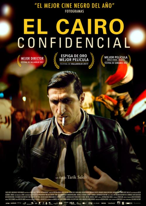 El Cairo confidencial : Cartel