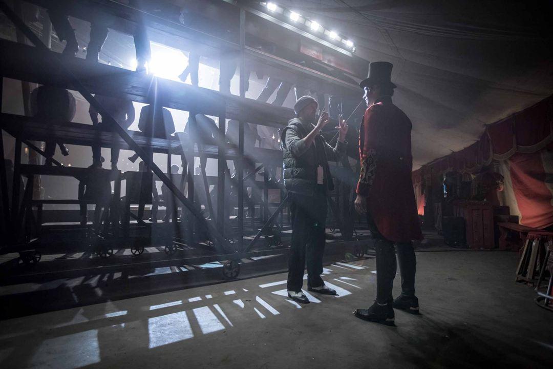 El gran showman : Foto Hugh Jackman, Michael Gracey