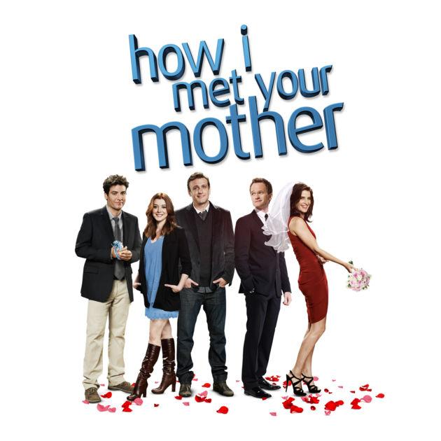 Cómo conocí a vuestra madre : Cartel