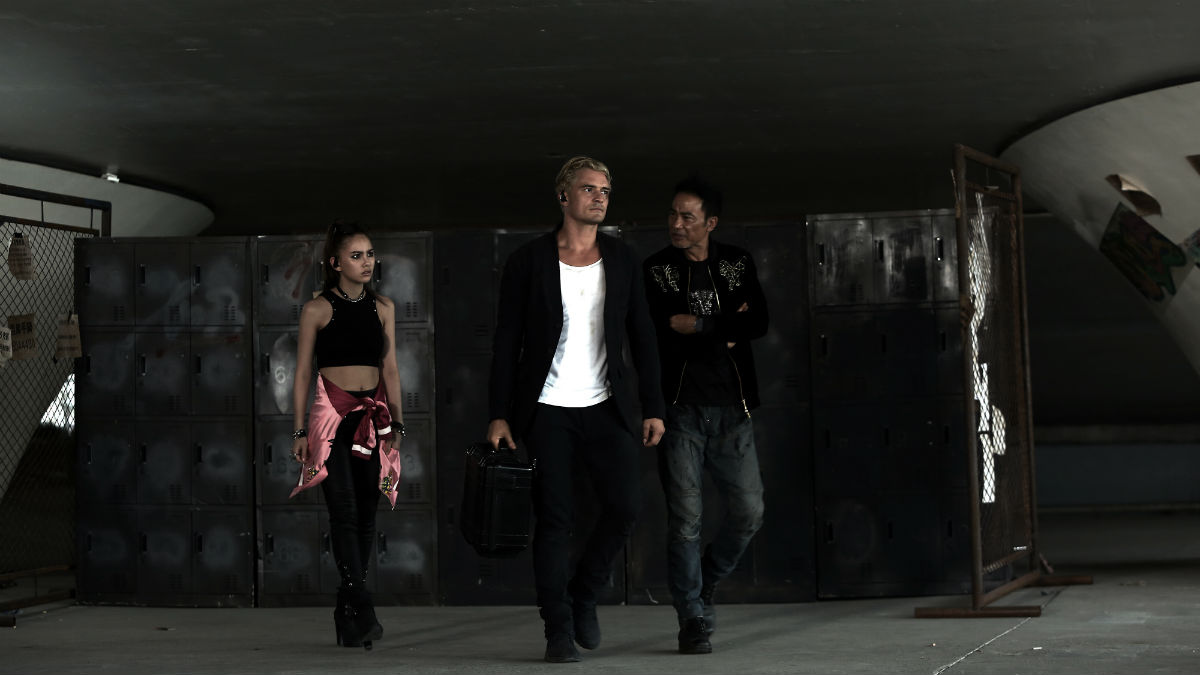 S.M.A.R.T. Chase : Foto Hannah Quinlivan, Orlando Bloom, Simon Yam