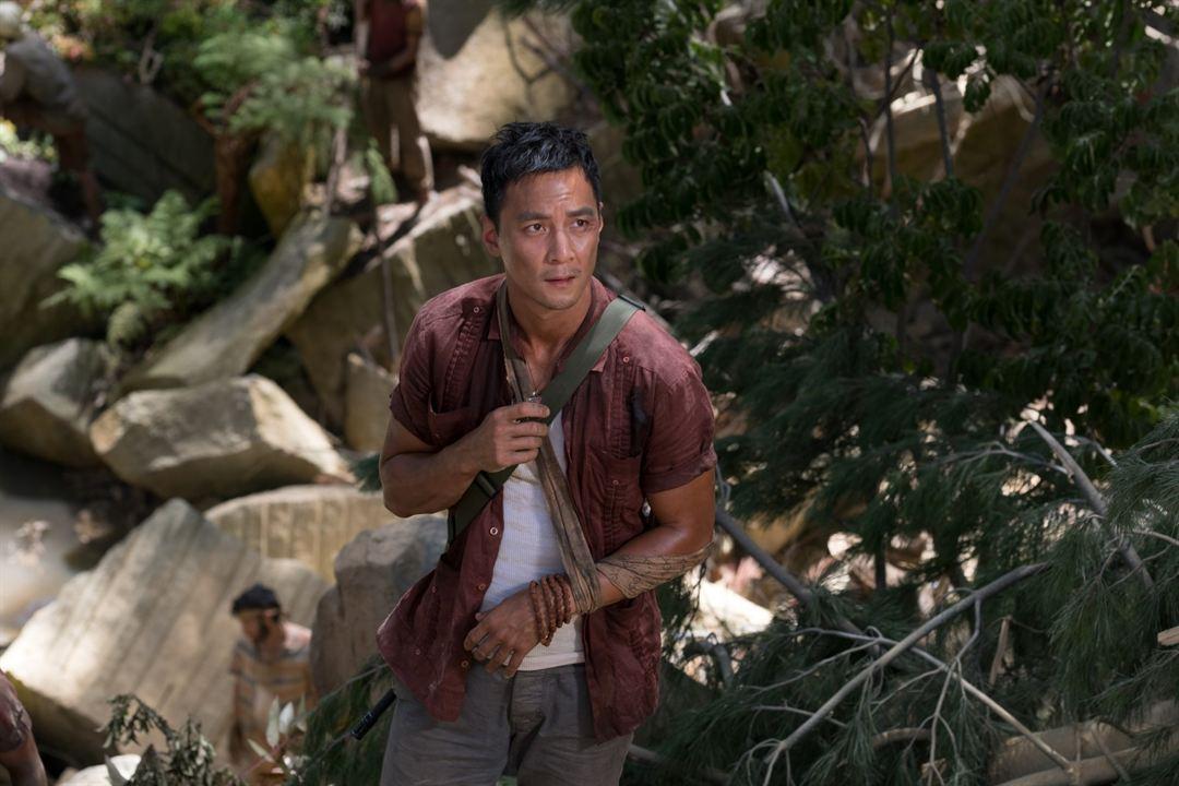 Tomb Raider : Foto Daniel Wu