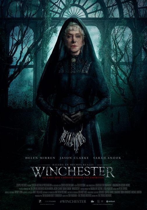 Winchester: La casa que construyeron los espíritus : Cartel