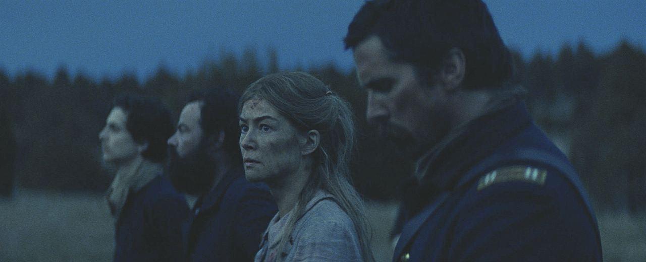Hostiles : Foto Bill Camp, Christian Bale, Rosamund Pike, Timothée Chalamet