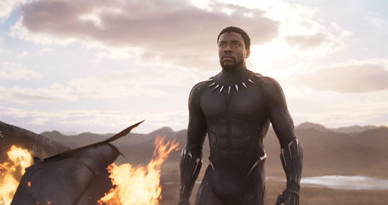 Black Panther : Foto