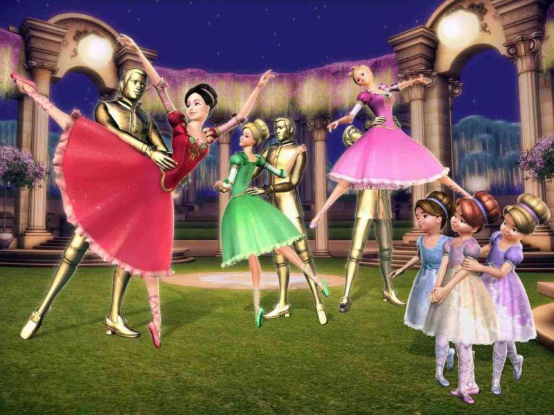 Barbie y las 12 princesas bailarinas : Foto