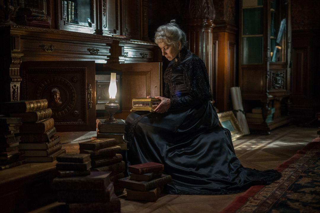 Winchester: La casa que construyeron los espíritus : Foto Helen Mirren