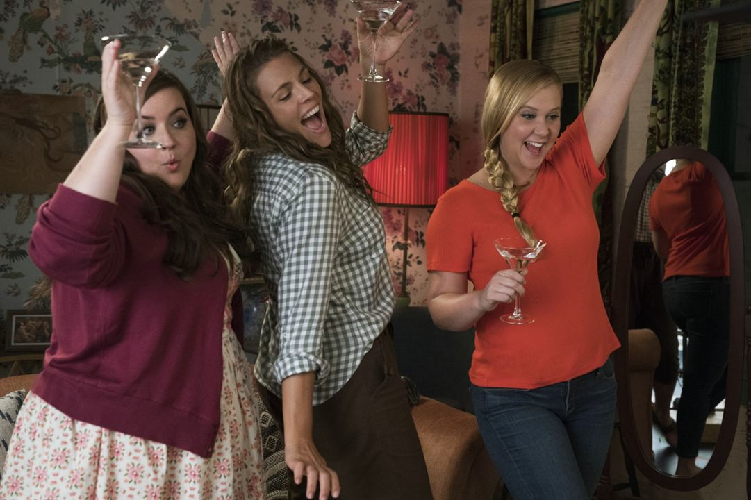 ¡Qué guapa soy! : Foto Aidy Bryant, Amy Schumer, Busy Philipps