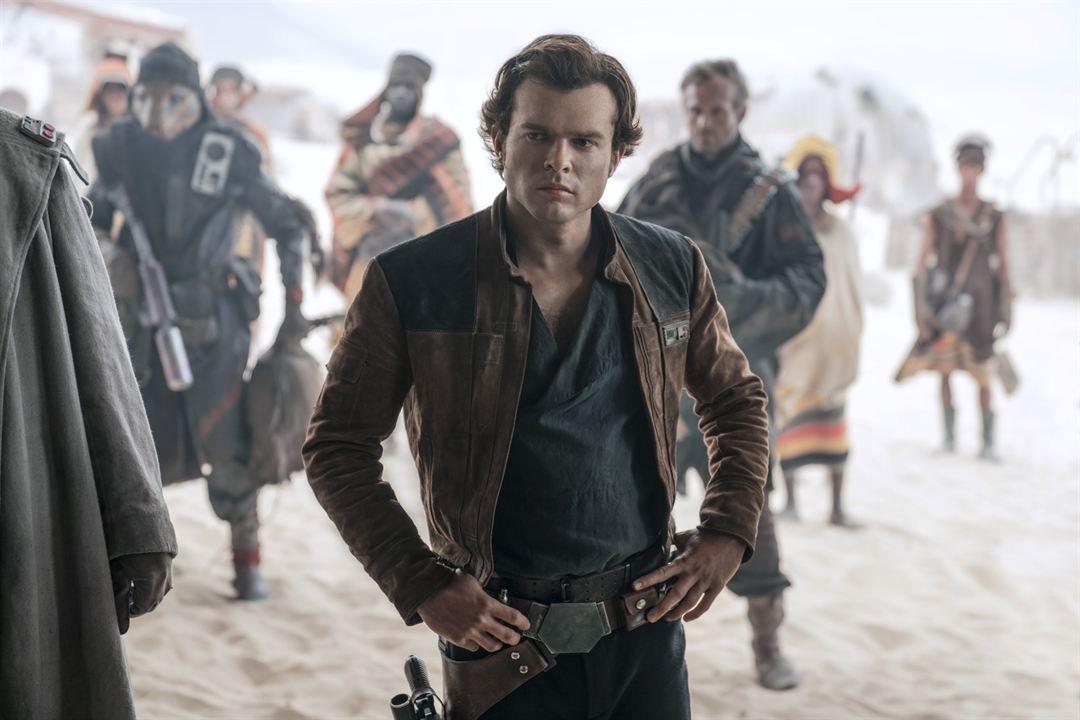 Han Solo: Una Historia de Star Wars : Foto Alden Ehrenreich