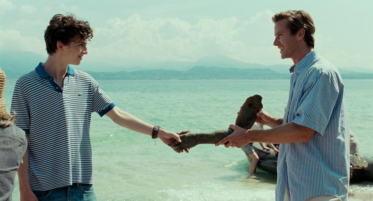 Call Me By Your Name : Foto Armie Hammer, Timothée Chalamet