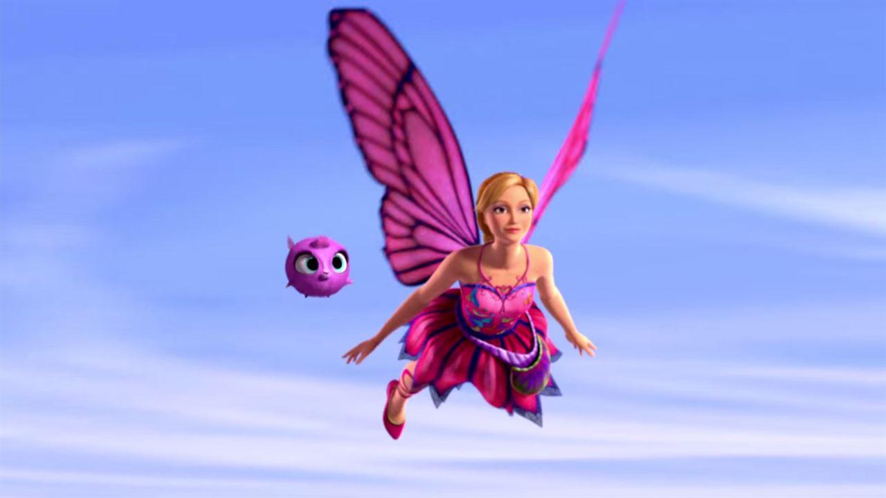 Foto De Barbie Mariposa Y La Princesa De Las Hadas Foto 1