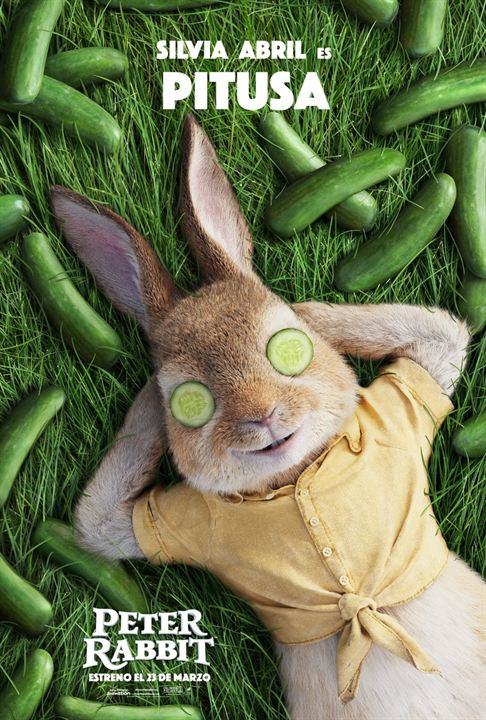 Peter Rabbit : Cartel