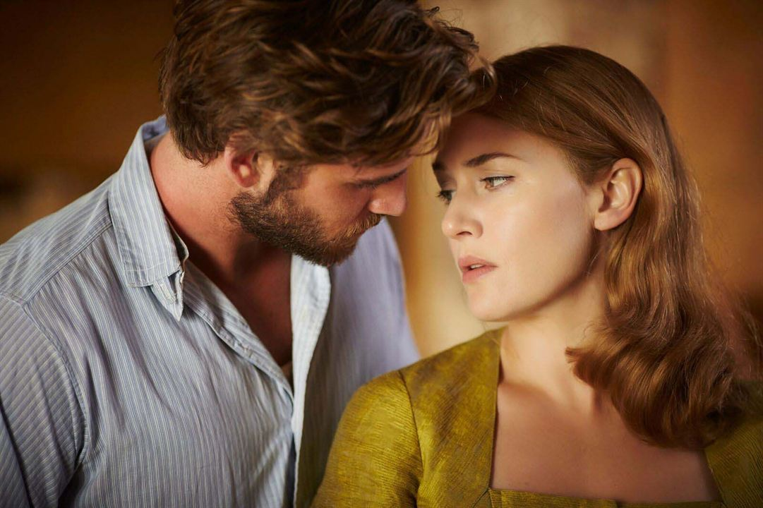 La modista : Foto Kate Winslet, Liam Hemsworth