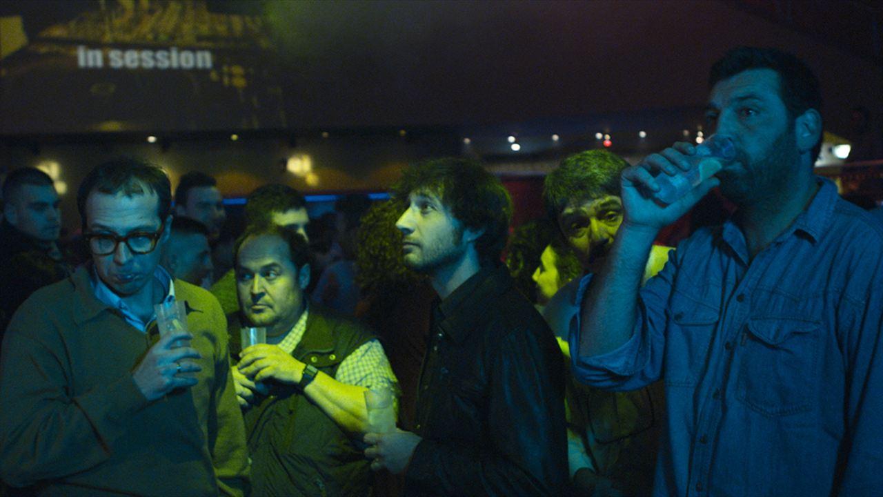 El club de los buenos infieles : Foto Fele Martínez, Hovik Keuchkerian, Juan Manuel Cifuentes, Raúl Fernández de Pablo