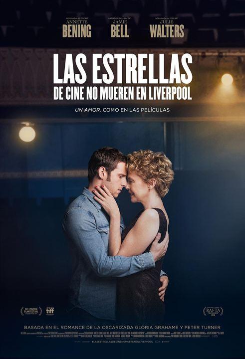 Las estrellas de cine no mueren en Liverpool : Cartel