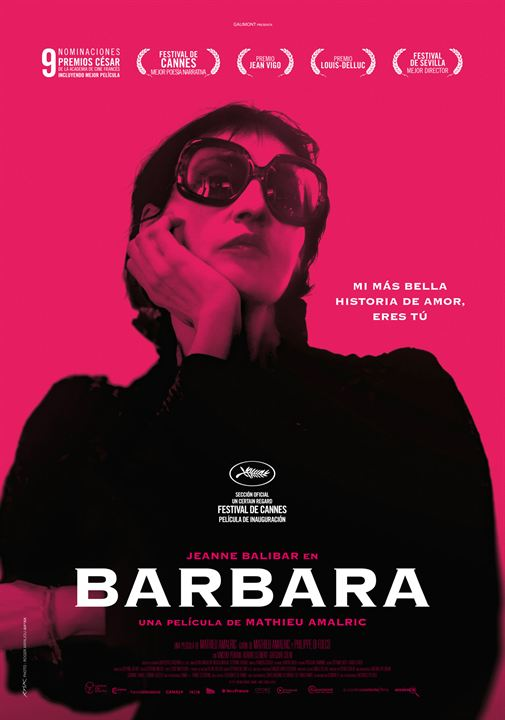 Barbara : Cartel