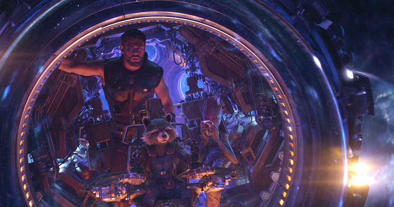 Vengadores: Infinity War : Foto Chris Hemsworth