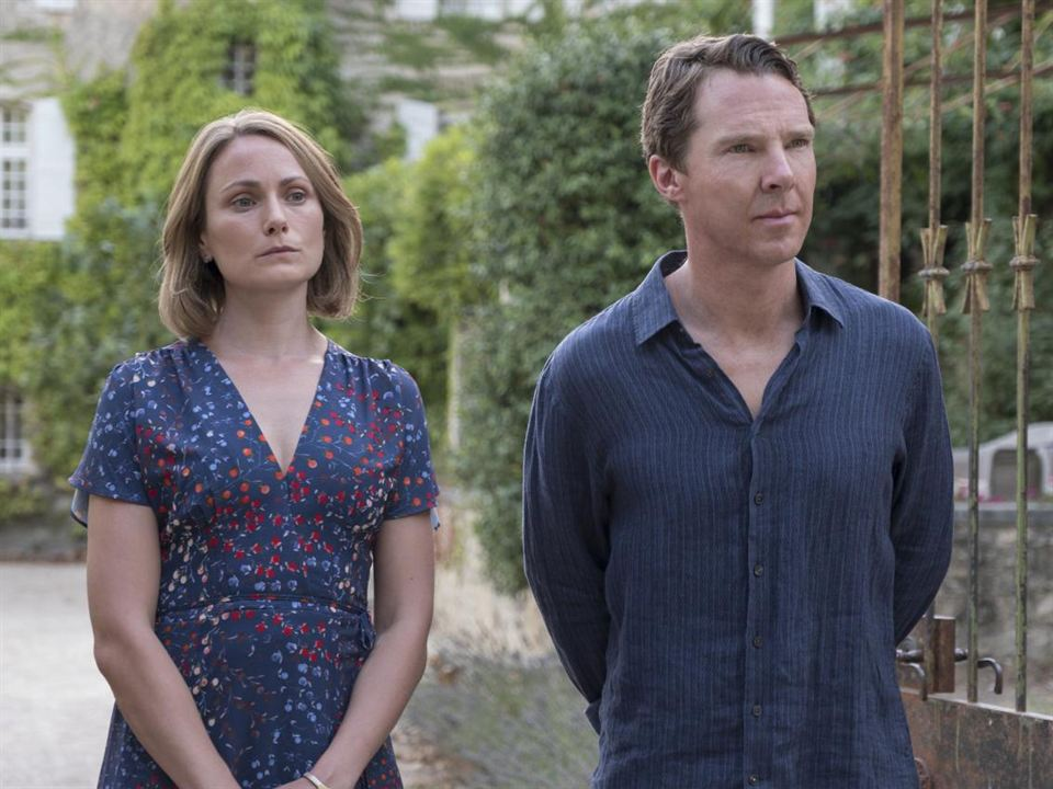 Foto Anna Madeley, Benedict Cumberbatch