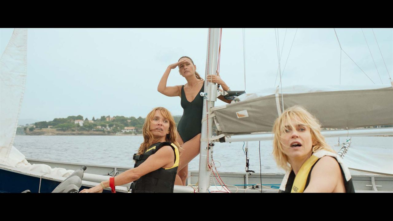 MILF : Foto Axelle Laffont, Marie-Josée Croze, Virginie Ledoyen