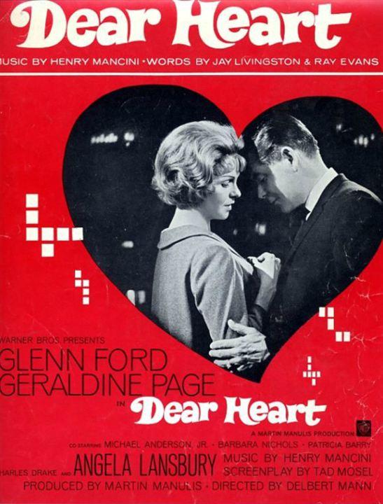 Querido corazón : Cartel
