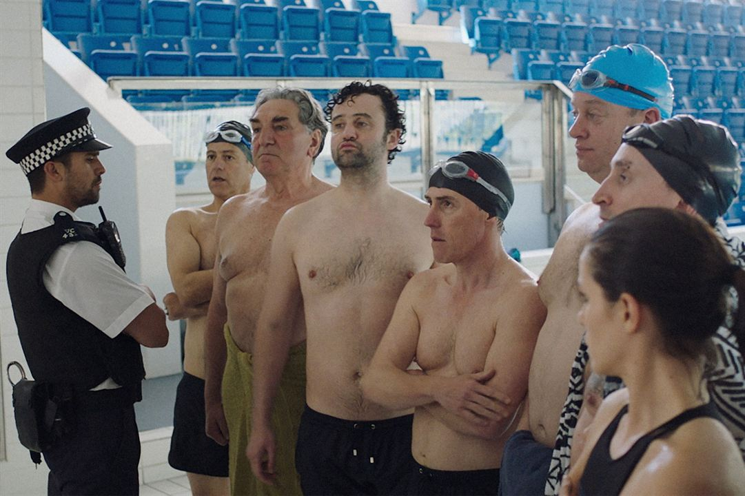 Swimming With Men : Foto Daniel Mays, Jim Carter, Rob Brydon, Rupert Graves