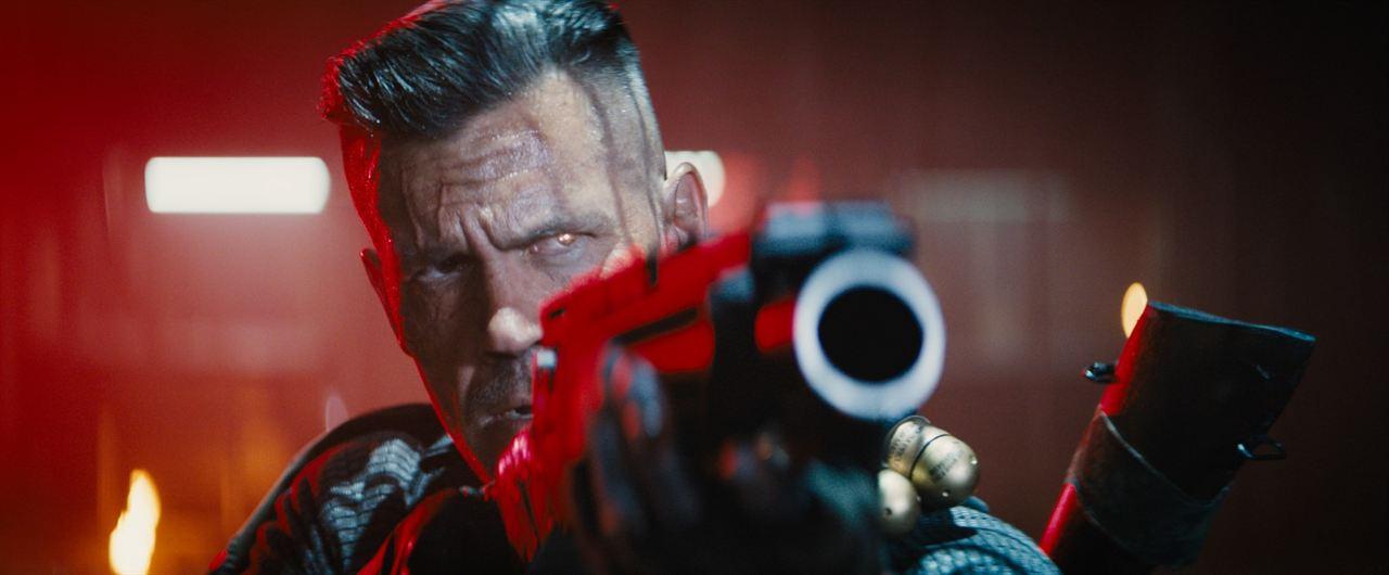 Deadpool 2 : Foto Josh Brolin