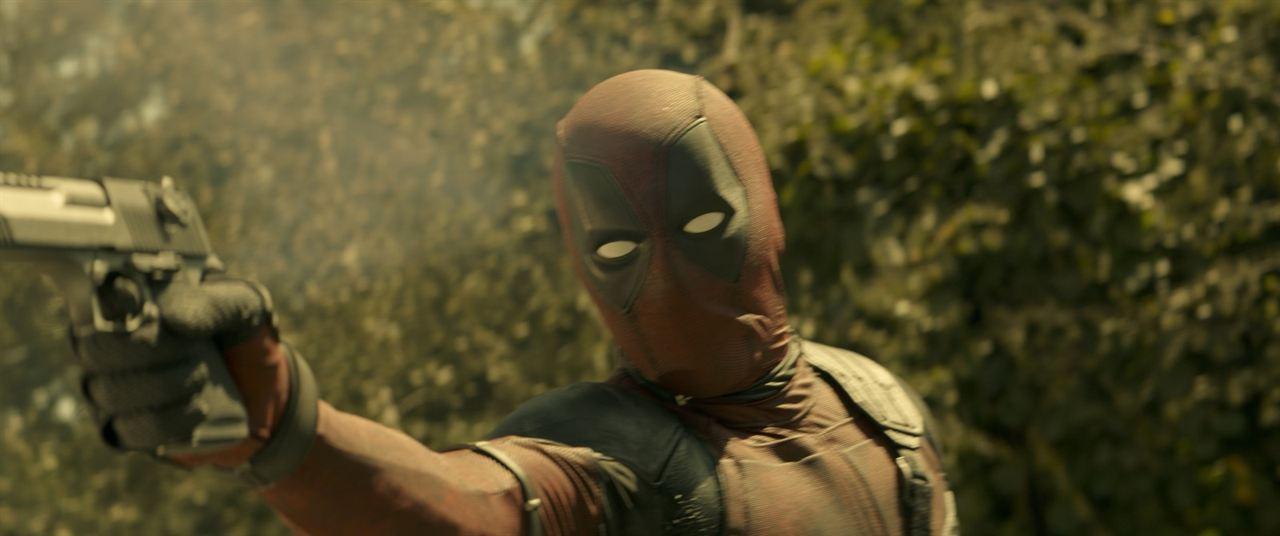 Deadpool 2 : Foto Ryan Reynolds