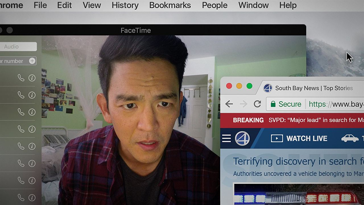 Searching : Foto John Cho