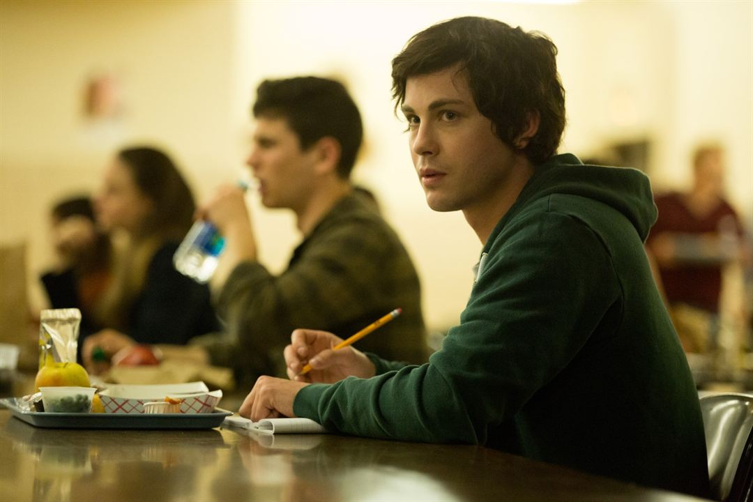 The Vanishing of Sidney Hall : Foto Logan Lerman