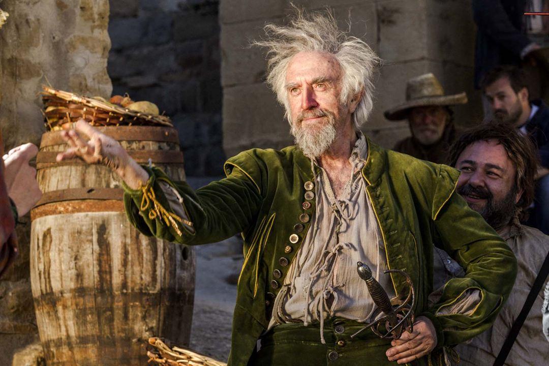 El hombre que mató a Don Quijote : Foto Jonathan Pryce