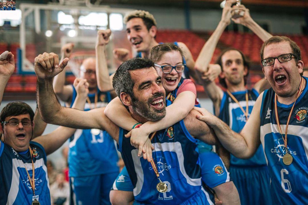 Campeones : Foto Fran Fuentes, Gloria Ramos, José de Luna, Roberto Sanchez