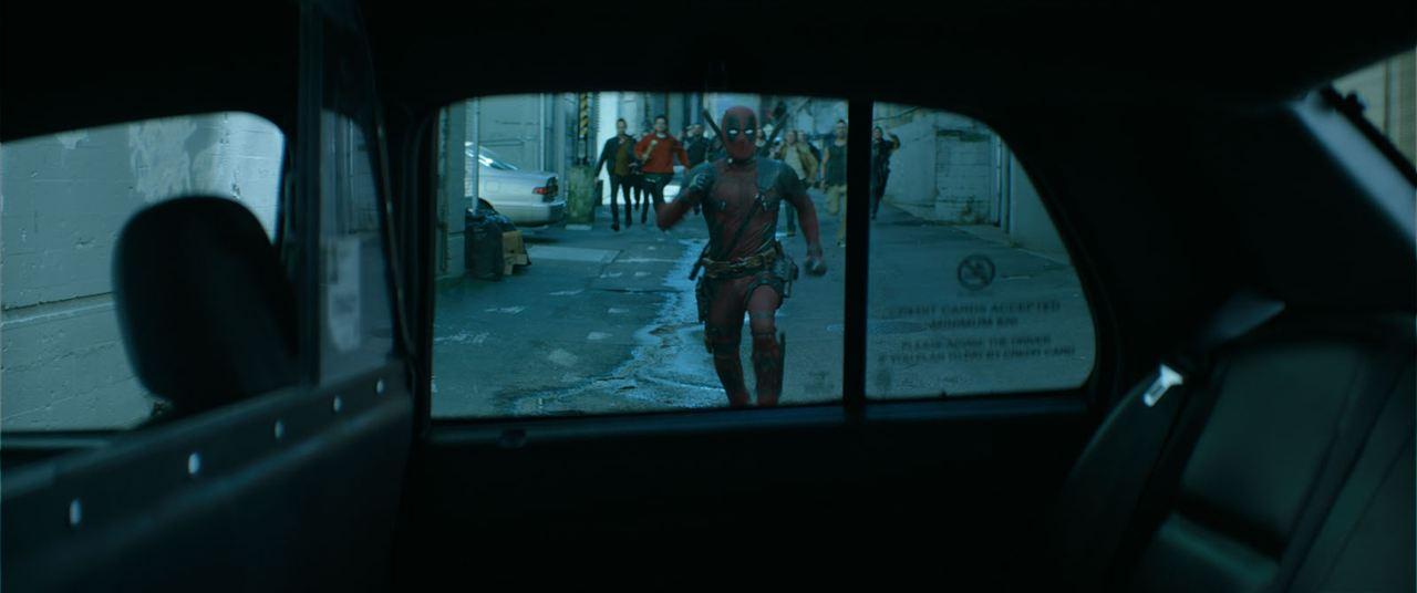 Deadpool 2 : Couverture magazine Ryan Reynolds