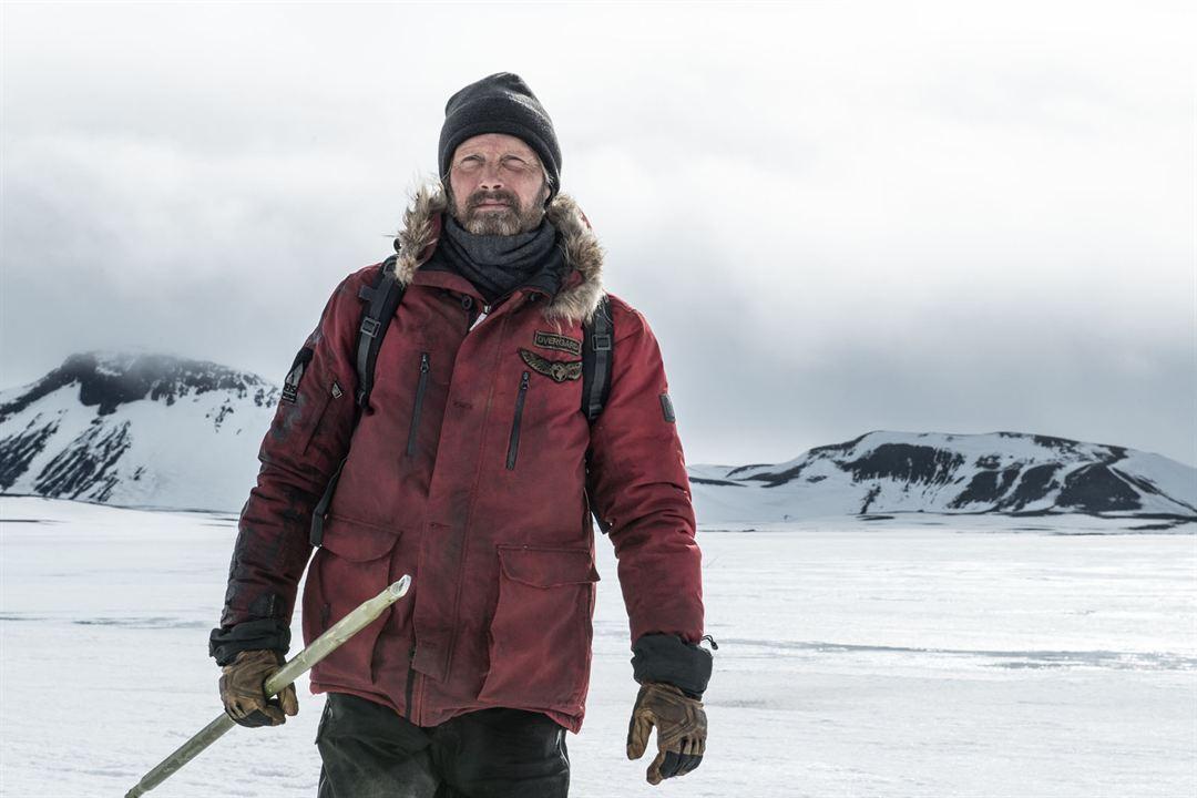 Ártico : Foto Mads Mikkelsen
