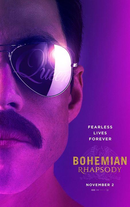 Bohemian Rhapsody : Cartel