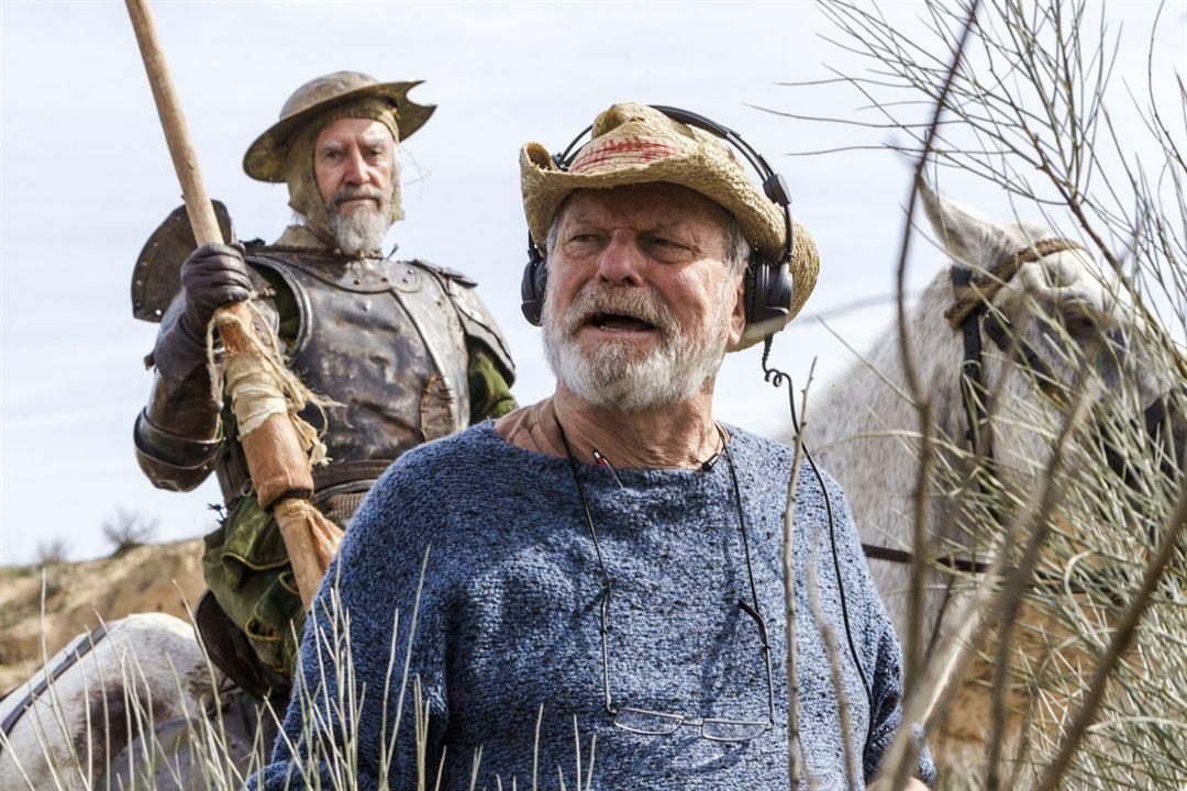 El hombre que mató a Don Quijote : Foto Jonathan Pryce, Terry Gilliam