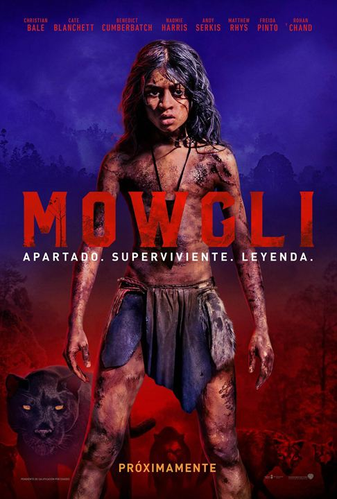 Mowgli : Cartel