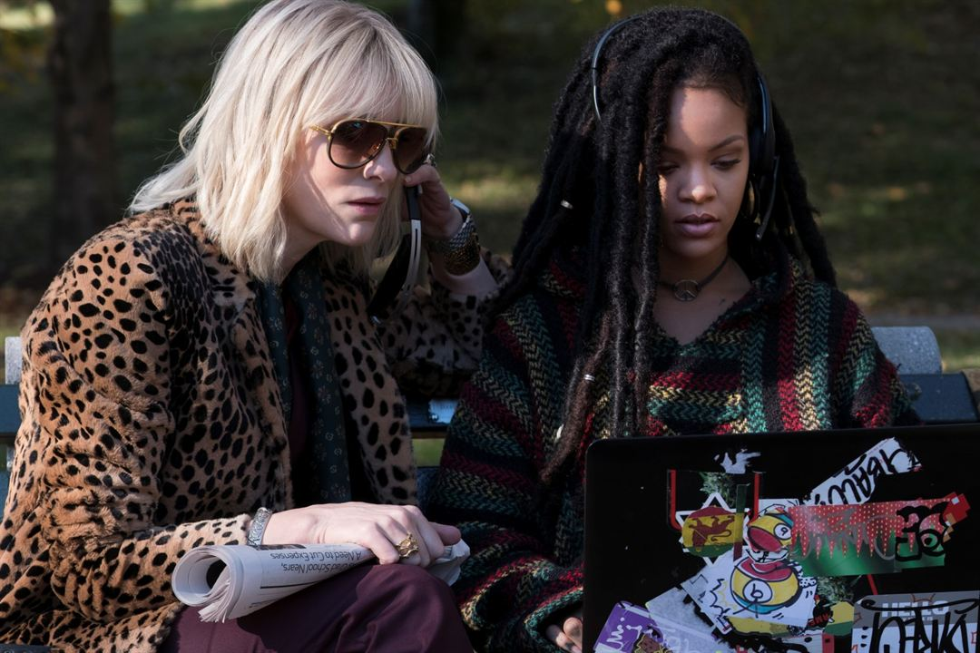 Ocean's 8 : Foto Cate Blanchett, Rihanna