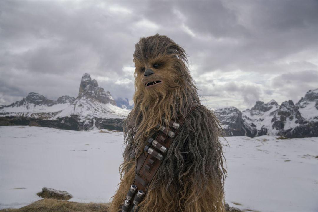 Han Solo: Una Historia de Star Wars : Foto Joonas Suotamo