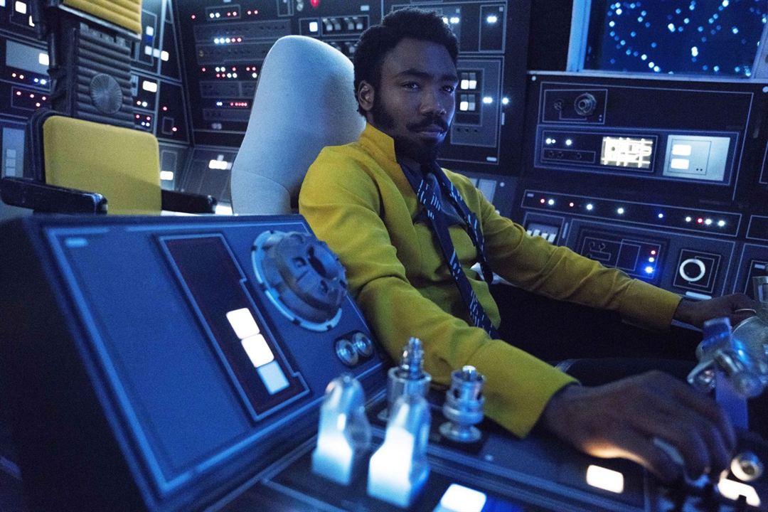 Han Solo: Una Historia de Star Wars : Foto Donald Glover