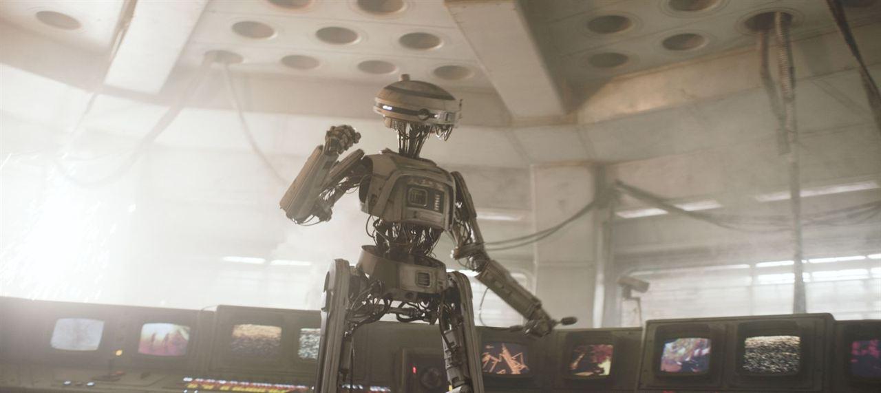Han Solo: Una Historia de Star Wars : Foto Phoebe Waller-Bridge