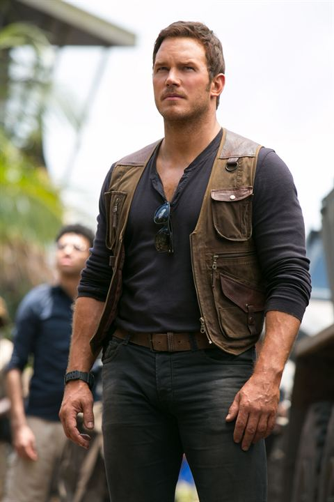 Jurassic World: El reino caído : Foto Chris Pratt