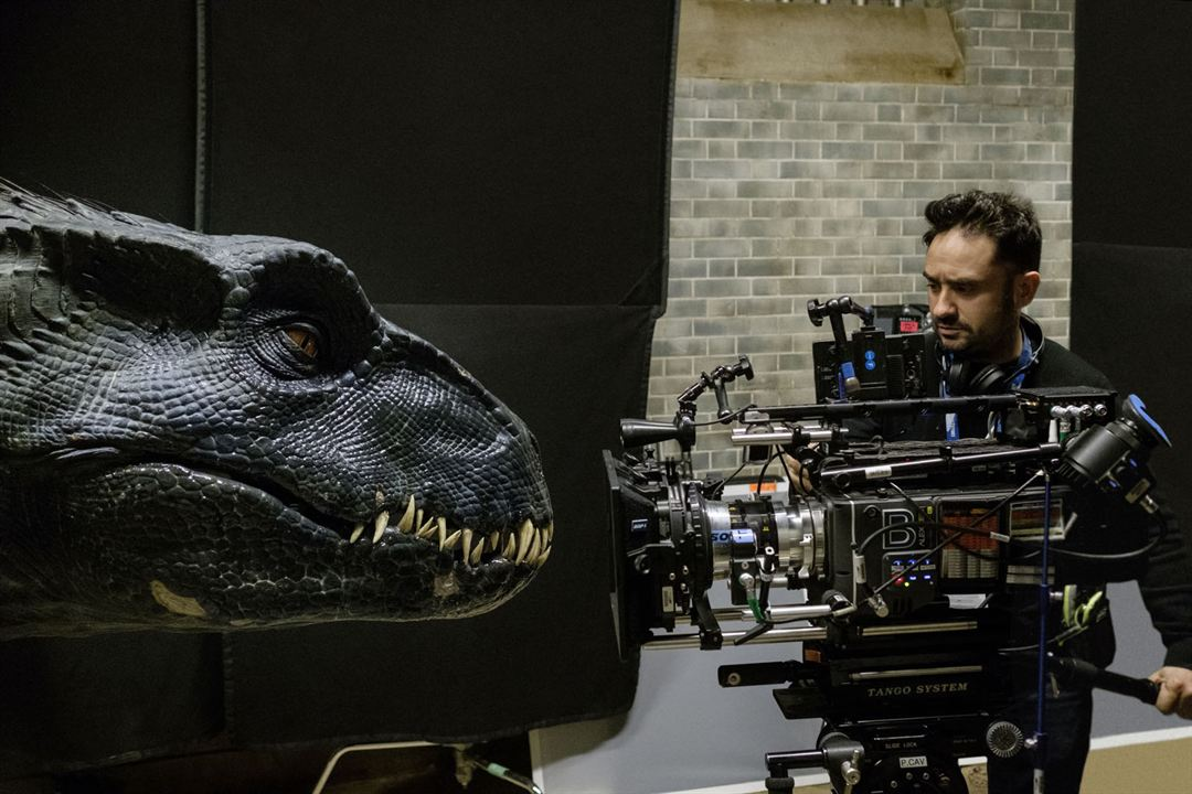Jurassic World: El reino caído : Foto Juan Antonio Bayona