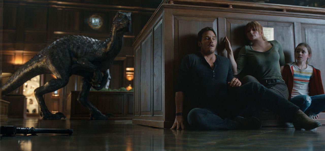 Jurassic World: El reino caído : Foto Bryce Dallas Howard, Chris Pratt