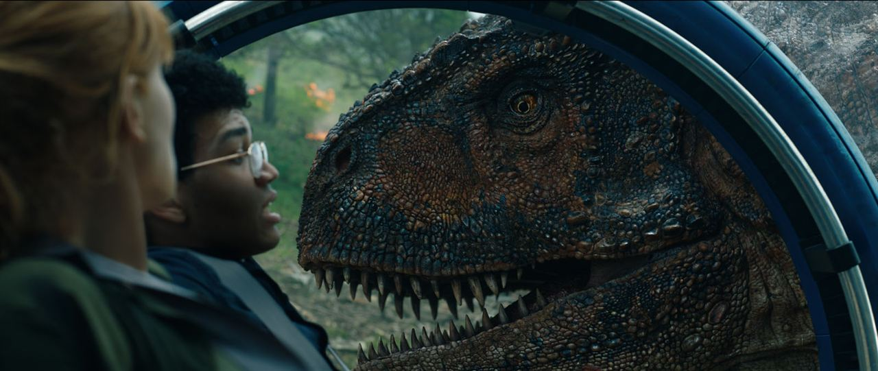 Jurassic World: El reino caído : Foto Justice Smith
