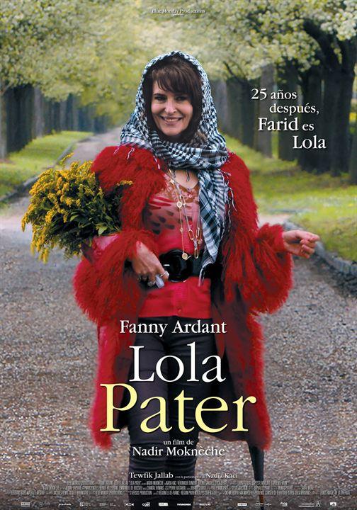 Lola Pater : Cartel