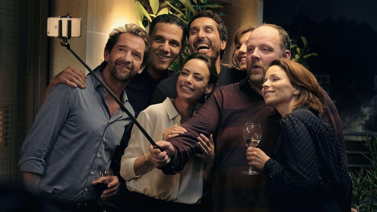 Foto Bérénice Bejo, Grégory Gadebois, Roschdy Zem, Stéphane De Groodt, Suzanne Clément