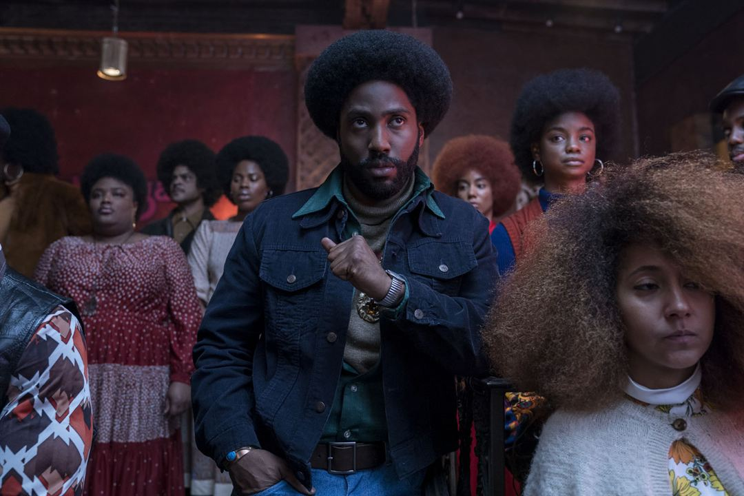 Infiltrado en el KKKlan : Foto John David Washington