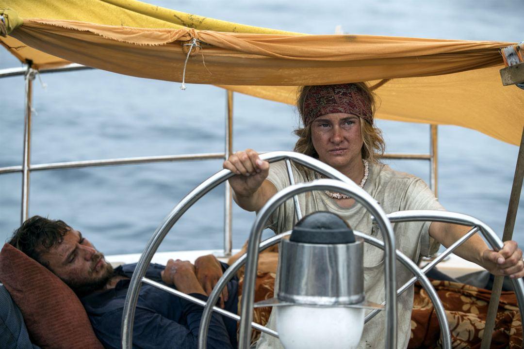 A la deriva : Foto Shailene Woodley