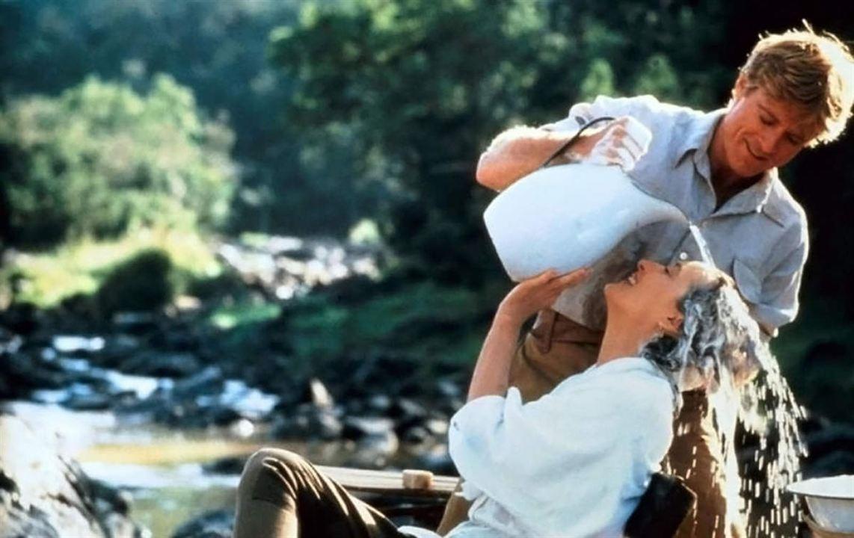 Memorias de África : Foto Meryl Streep, Robert Redford